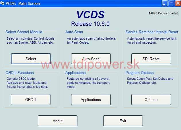 vcds-main-screen