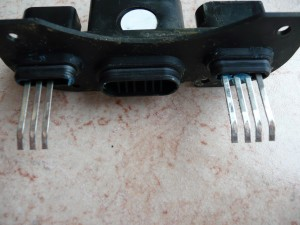 oprava opalenych konektorov 6