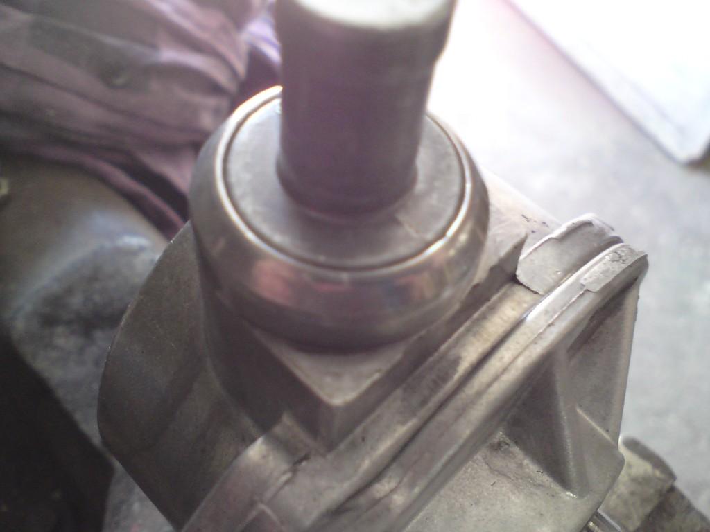 vakuova pumpa oprava 3