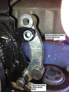 skoda octavia RS zadne brzdy 5