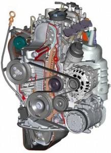 HTP motor