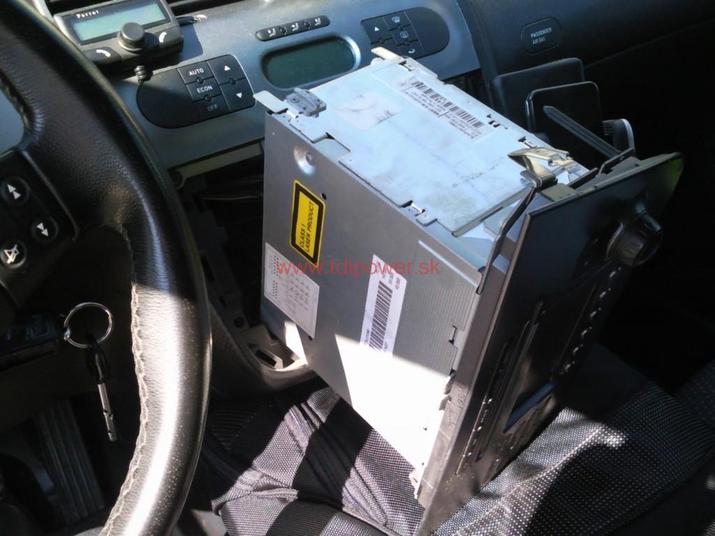 demontaz radia altea 3