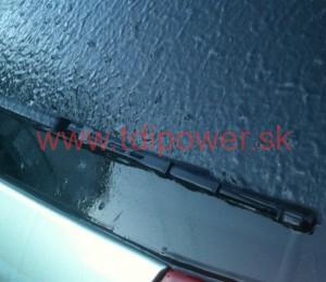 umyvanie auta v zime