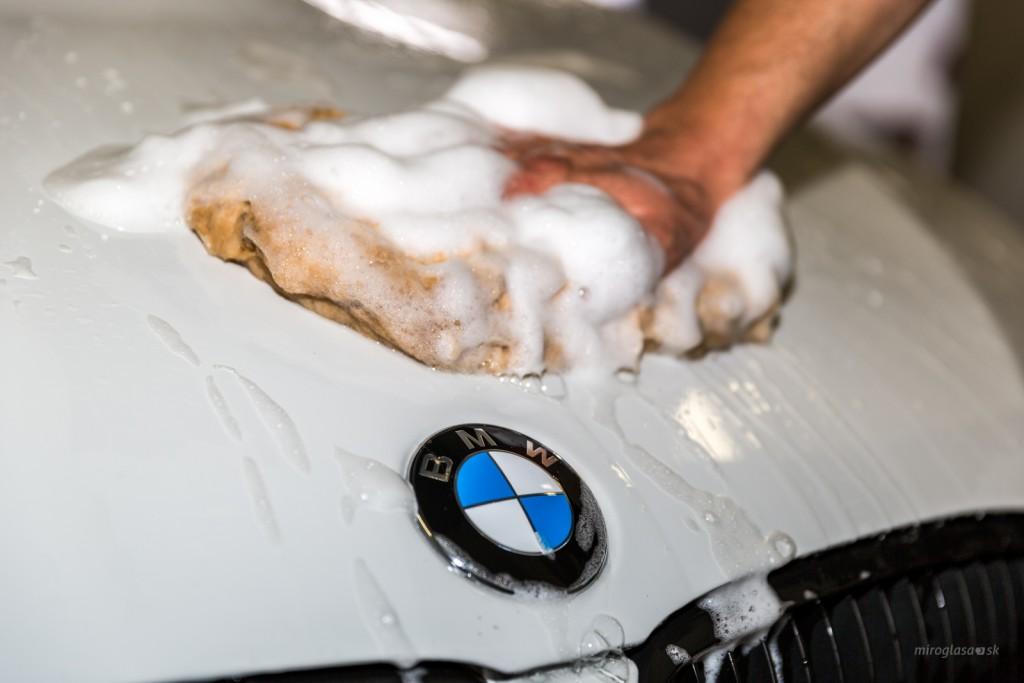 spravne umytie auta