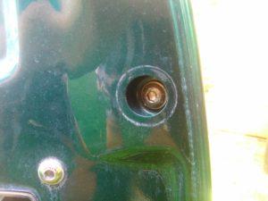 oprava zamku dverí VW (3)