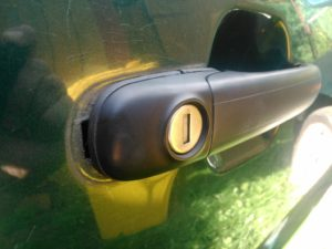 oprava zamku dverí VW (5)