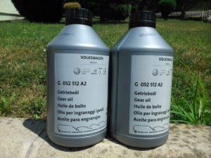 vymena oleja v prevodovke TDI (1)