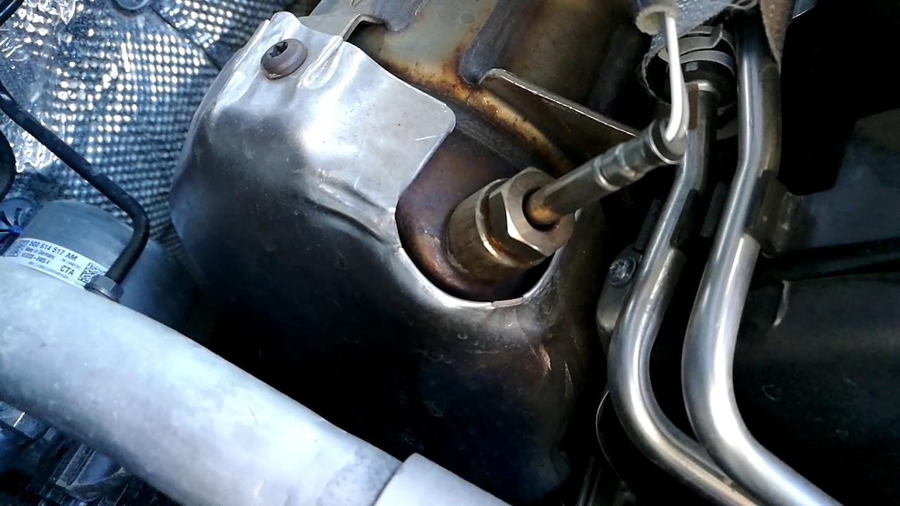 1.6 TDI CR  pukanie po vypnutí motora.